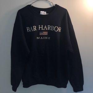 Bar Harbor Crewneck Sweatshirt
